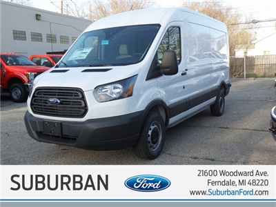 2018 Transit 250 Med Roof, Cargo Van #FI0970 - photo 1