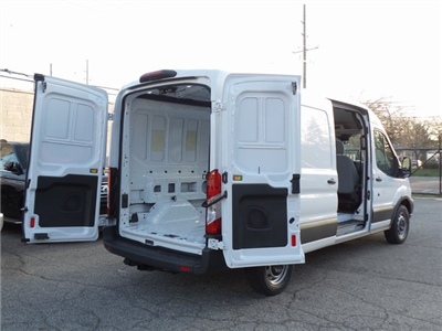 2018 Transit 250 Med Roof, Cargo Van #FI0970 - photo 3