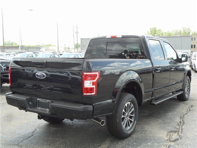 2018 F-150 SuperCrew Cab 4x4,  Pickup #FI1062 - photo 2