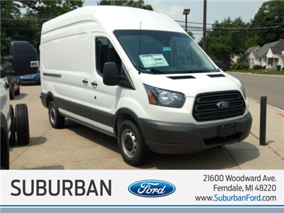 2018 Transit 250 High Roof 4x2,  Empty Cargo Van #FI1158 - photo 1