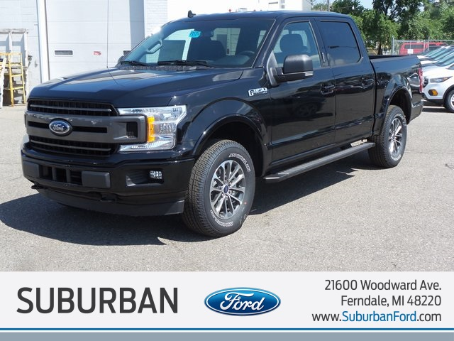 2018 F-150 SuperCrew Cab 4x4,  Pickup #FI1274 - photo 1