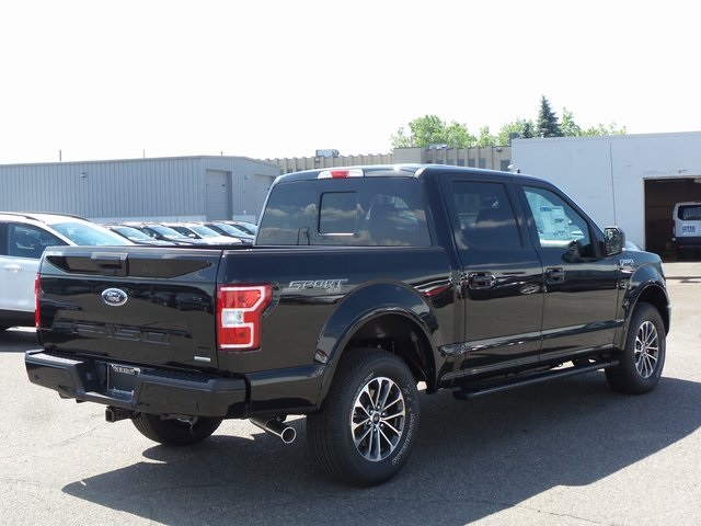 2018 F-150 SuperCrew Cab 4x4,  Pickup #FI1274 - photo 2
