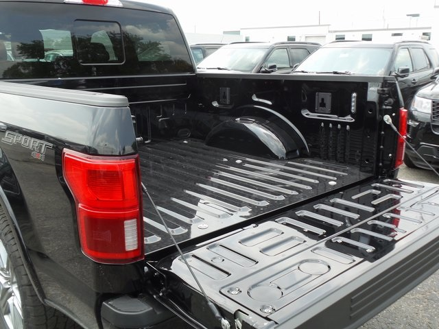 2018 F-150 SuperCrew Cab 4x4,  Pickup #FI1276 - photo 4