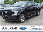 2018 F-150 SuperCrew Cab 4x4,  Pickup #FI1276 - photo 1