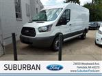 2018 Transit 250 Med Roof 4x2,  Empty Cargo Van #FI1338 - photo 1