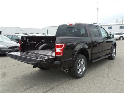 2018 F-150 SuperCrew Cab 4x4,  Pickup #FI1360 - photo 2