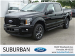 2018 F-150 SuperCrew Cab 4x4,  Pickup #FI1378 - photo 1