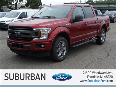 2018 F-150 SuperCrew Cab 4x4,  Pickup #FI1384 - photo 1