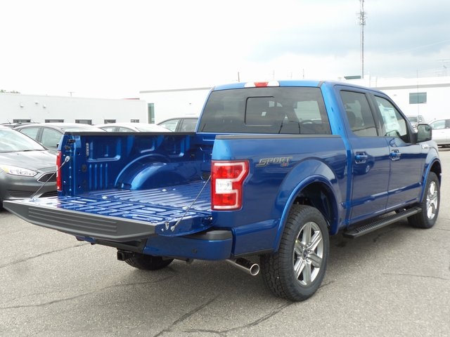 2018 F-150 SuperCrew Cab 4x4,  Pickup #FI1385 - photo 2