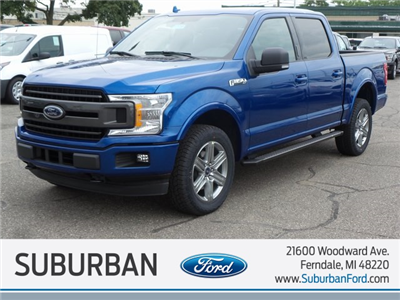 2018 F-150 SuperCrew Cab 4x4,  Pickup #FI1385 - photo 1