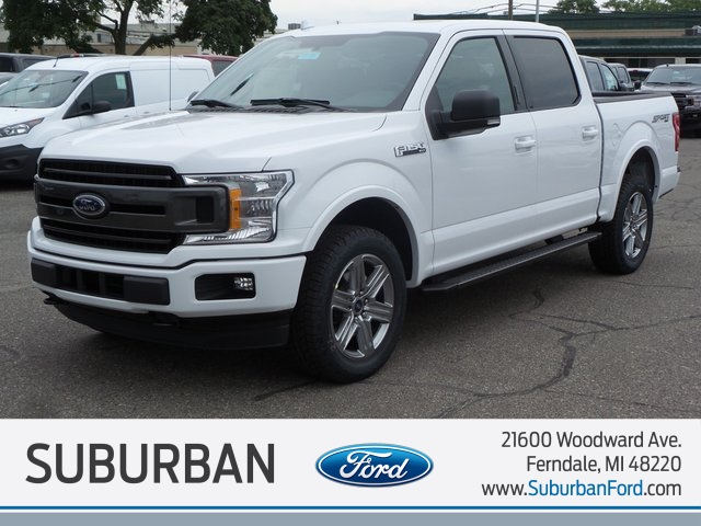 2018 F-150 SuperCrew Cab 4x4,  Pickup #FI1387 - photo 1