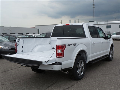 2018 F-150 SuperCrew Cab 4x4,  Pickup #FI1387 - photo 2