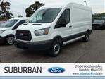 2018 Transit 350 Med Roof 4x2,  Empty Cargo Van #FI1396 - photo 1