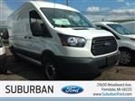2018 Transit 250 Med Roof 4x2,  Empty Cargo Van #FI1519 - photo 1
