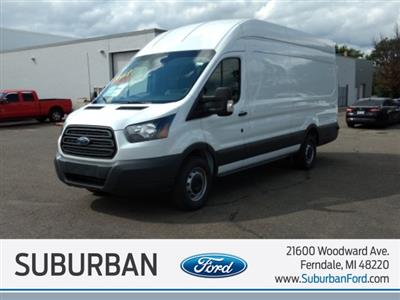 2018 Transit 250 Med Roof 4x2,  Empty Cargo Van #FI1549 - photo 1