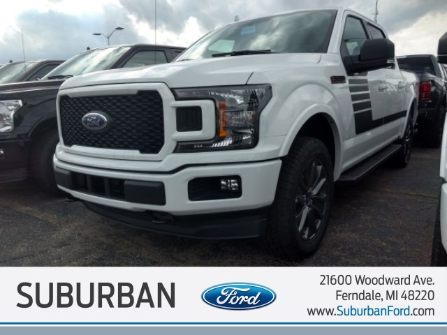 2018 F-150 SuperCrew Cab 4x4,  Pickup #FI1585 - photo 1
