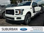 2018 F-150 SuperCrew Cab 4x4,  Pickup #FI1589 - photo 1