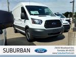 2018 Transit 250 Med Roof 4x2,  Empty Cargo Van #FI1592 - photo 1