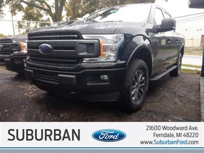 2018 F-150 SuperCrew Cab 4x4,  Pickup #FI1671 - photo 1
