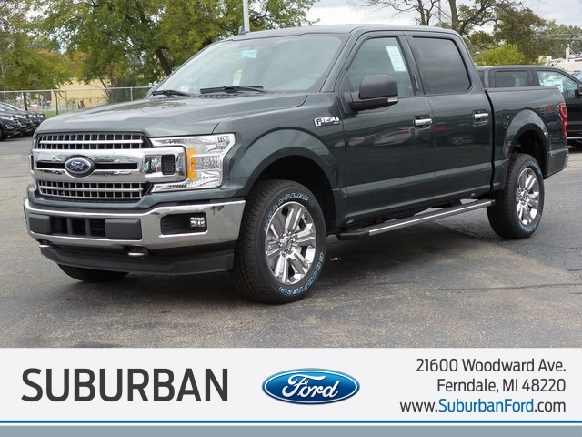 2018 F-150 SuperCrew Cab 4x4,  Pickup #FI1700 - photo 1