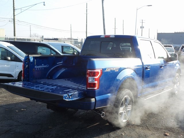 2018 F-150 SuperCrew Cab 4x4,  Pickup #FI1711 - photo 2