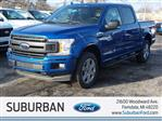 2018 F-150 SuperCrew Cab 4x4,  Pickup #FI1711 - photo 1