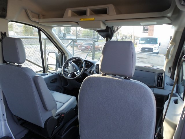 2018 Transit 250 Med Roof 4x2,  Empty Cargo Van #FI1726 - photo 5