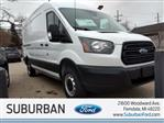 2019 Transit 250 Med Roof 4x2,  Empty Cargo Van #FK0099 - photo 1