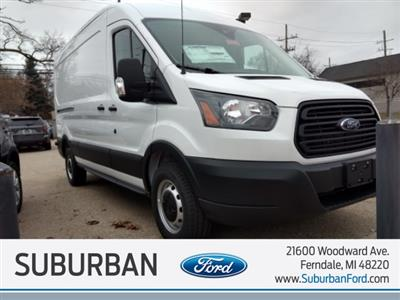2019 Transit 250 Med Roof 4x2,  Empty Cargo Van #FK0116 - photo 1