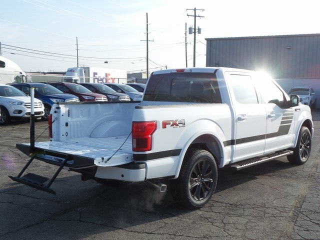 2019 F-150 SuperCrew Cab 4x4,  Pickup #FK0156 - photo 2