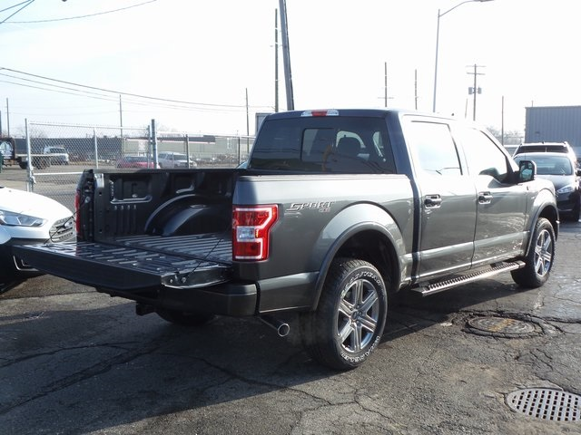 2019 F-150 SuperCrew Cab 4x4,  Pickup #FK0185 - photo 2