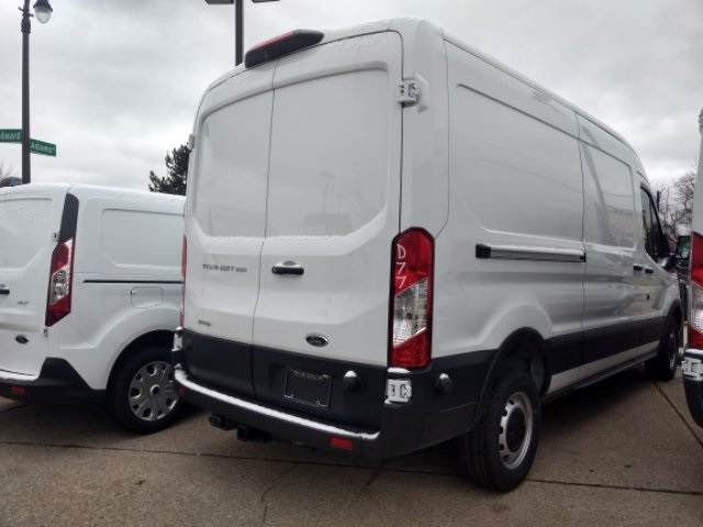 2019 Transit 250 Med Roof 4x2,  Empty Cargo Van #FK0205 - photo 3
