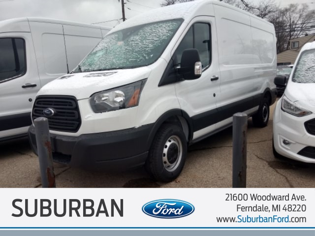 2019 Transit 250 Med Roof 4x2,  Empty Cargo Van #FK0274 - photo 1