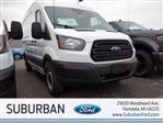 2019 Transit 250 Med Roof 4x2,  Empty Cargo Van #FK0343 - photo 1