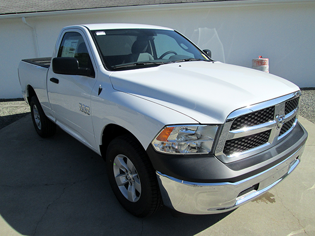 2017 Ram 1500 Regular Cab, Pickup #D170535 - photo 3
