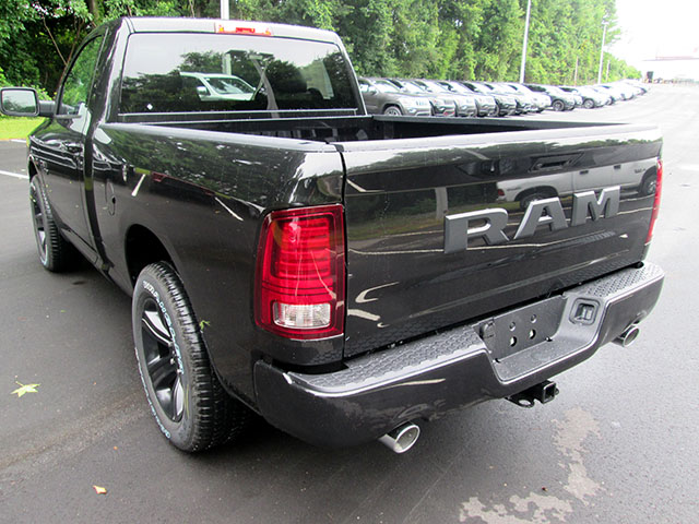 2017 Ram 1500 Regular Cab, Pickup #D170598 - photo 2