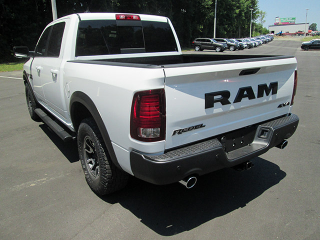 2017 Ram 1500 Crew Cab 4x4, Pickup #D170673 - photo 2