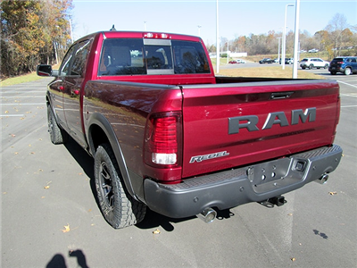 2018 Ram 1500 Crew Cab, Pickup #D180195 - photo 2