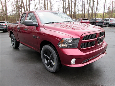 2018 Ram 1500 Quad Cab, Pickup #D180295 - photo 1