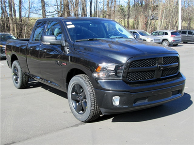 2018 Ram 1500 Quad Cab, Pickup #D180351 - photo 1
