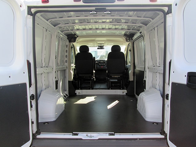 2018 ProMaster 1500 Standard Roof, Cargo Van #D180354 - photo 2