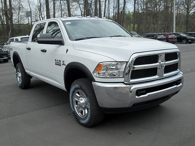 2018 Ram 2500 Crew Cab 4x4, Pickup #D180442 - photo 1