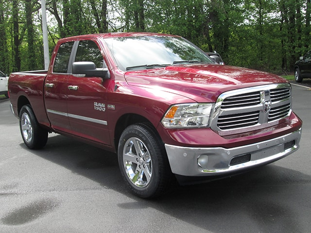 2018 Ram 1500 Quad Cab, Pickup #D180477 - photo 1