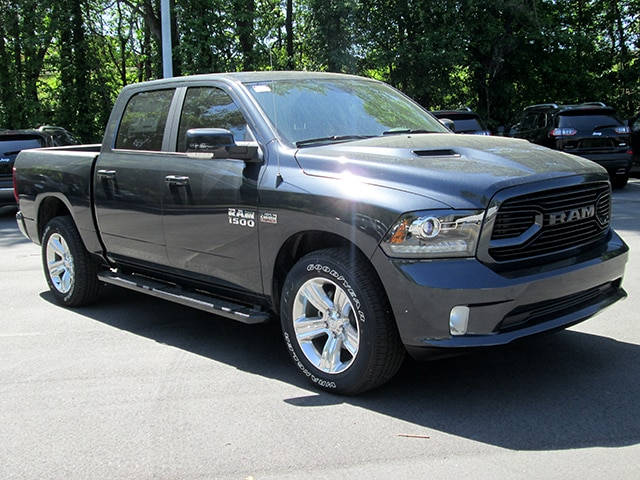2018 Ram 1500 Crew Cab 4x4, Pickup #D180483 - photo 1