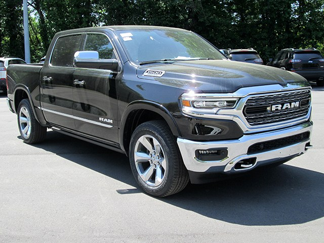 2019 Ram 1500 Crew Cab,  Pickup #D190010 - photo 1