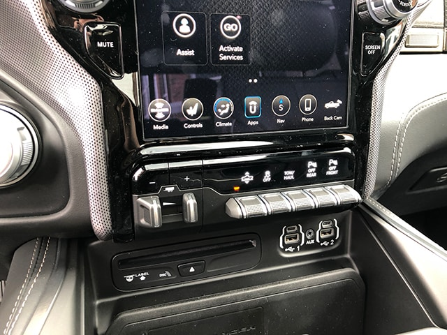 2019 Ram 1500 Crew Cab 4x4,  Pickup #D190020 - photo 27