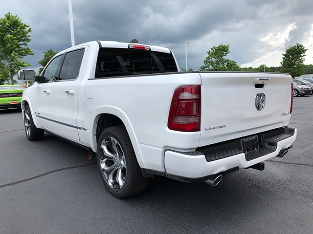 2019 Ram 1500 Crew Cab 4x4,  Pickup #D190020 - photo 2