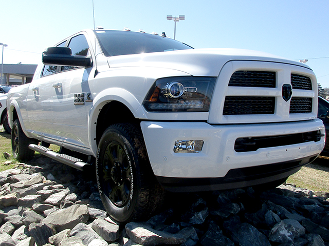 2017 Ram 2500 Mega Cab 4x4, Pickup #D170095 - photo 3