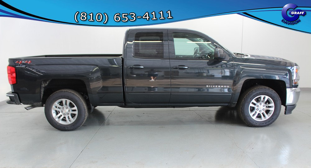 2018 Silverado 1500 Extended Cab 4x4 Pickup #6-10250 - photo 32