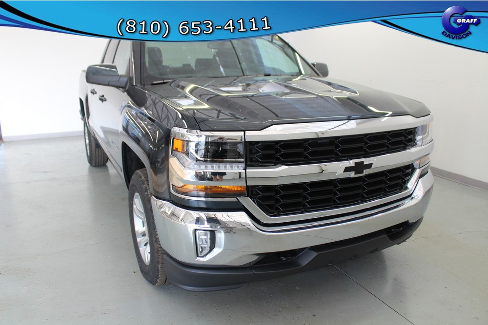 2018 Silverado 1500 Extended Cab 4x4 Pickup #6-10250 - photo 5